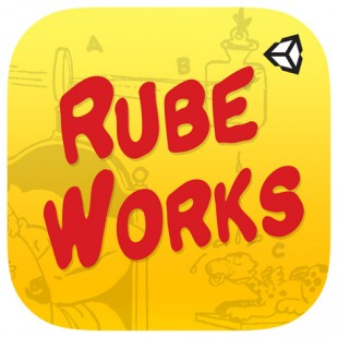 """Rube Works"" Available on Google Play"