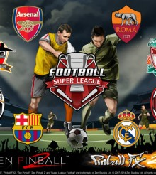 Super League Football Pinball Coming Soon to Zen Studios' Pinball