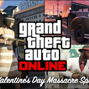 Coming this Friday: The GTA Online Valentine's Day Massacre Special