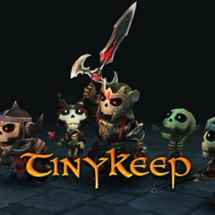 Introducing: TinyKeep