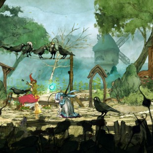 Child of Light Coming to PS Vita