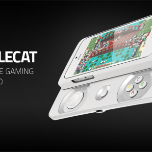 RAZER GOES MOBILE WITH JUNGLECAT iOS GAMING CONTROLLER