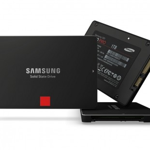 Samsung Introduces New Branded 850 Pro SSD Powered by 3D V-NAND