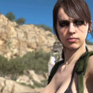 Metal Gear Solid V: The Phantom Pain Looks Incredible