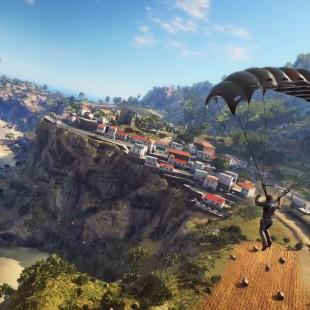 Just Cause 3 Official E3 Gameplay Revealed