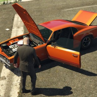 Vehicle Controller Mod for GTAV