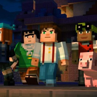 Telltale's Minecraft: Story Mode unveiled, stars Patton Oswalt