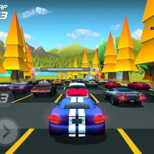 Horizon Chase Review