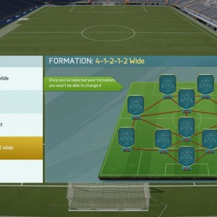 Guide to Starting Formations in FIFA 16 FUT