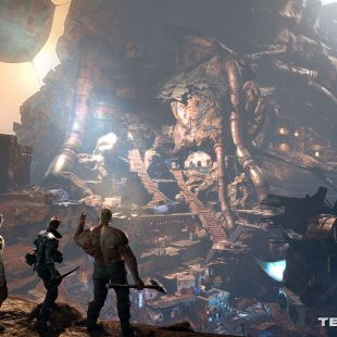The Technomancer is a great RPG