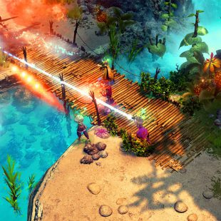 Nine Parchments – Co-op Magic Mayhem from Frozenbyte Announced!