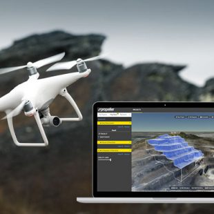 DJI and Propeller Aero Bring Turnkey Solutions to Construction and Mining Industries