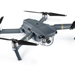 DJI Revolutionises Personal Flight With New Mavic Pro Drone