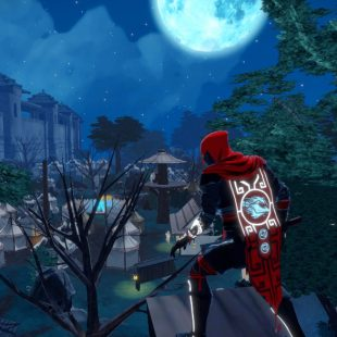 Aragami is good, but could have been way better