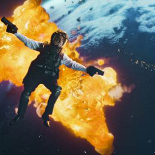 "Call of Duty: Infinite Warfare Live Action Trailer – ""Screw It, Let's Go To Space"""