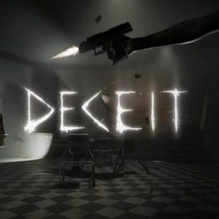 Immerse yourself in terror and test your instincts this Halloween with Deceit