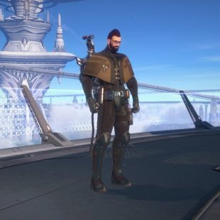 Skyforge Showcases The New Outlaw Class