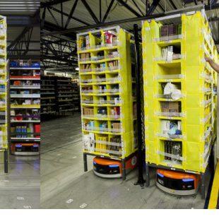 Ecommerce Storage and Present-Day Robotics