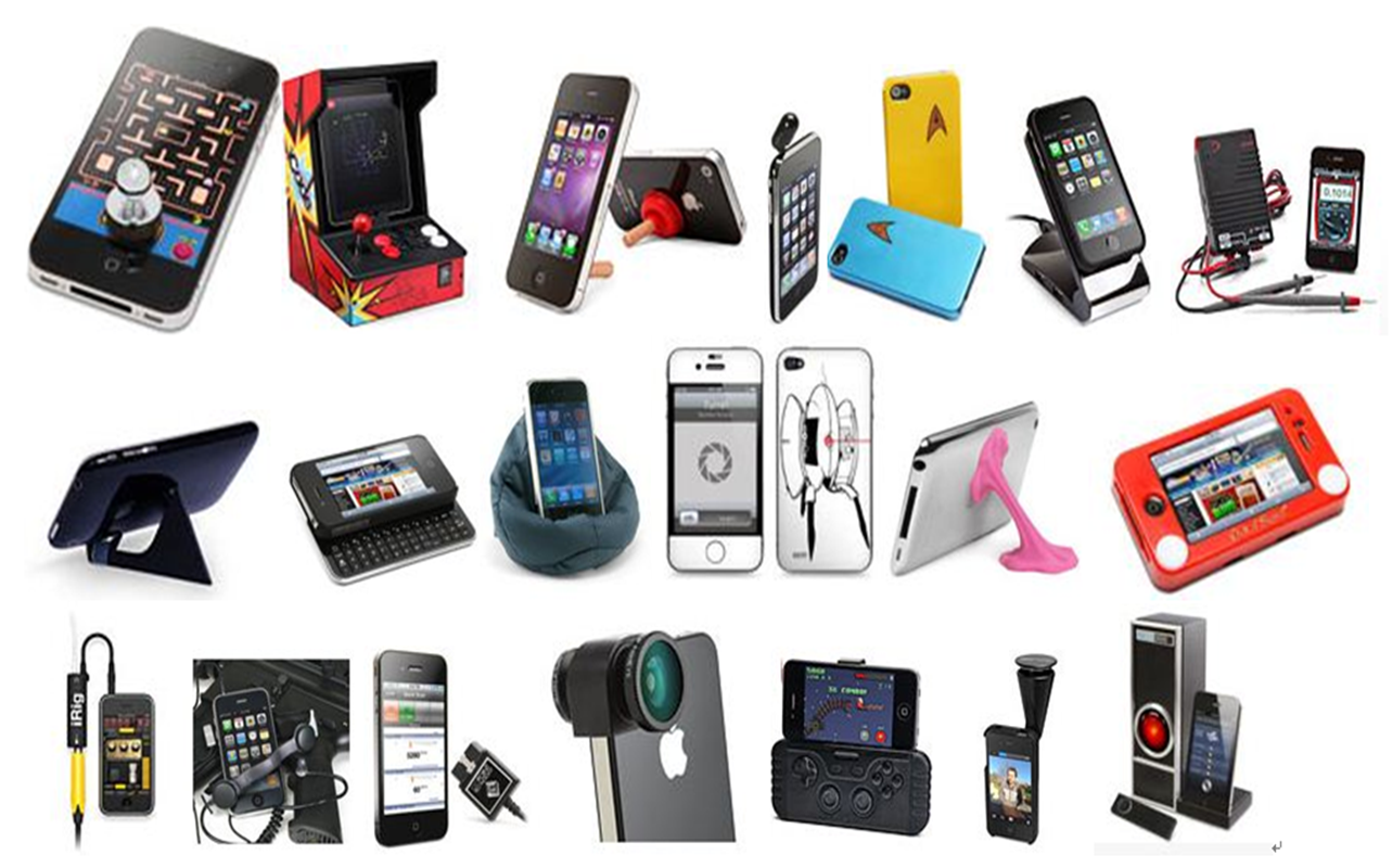 Phones and Its Accessories
