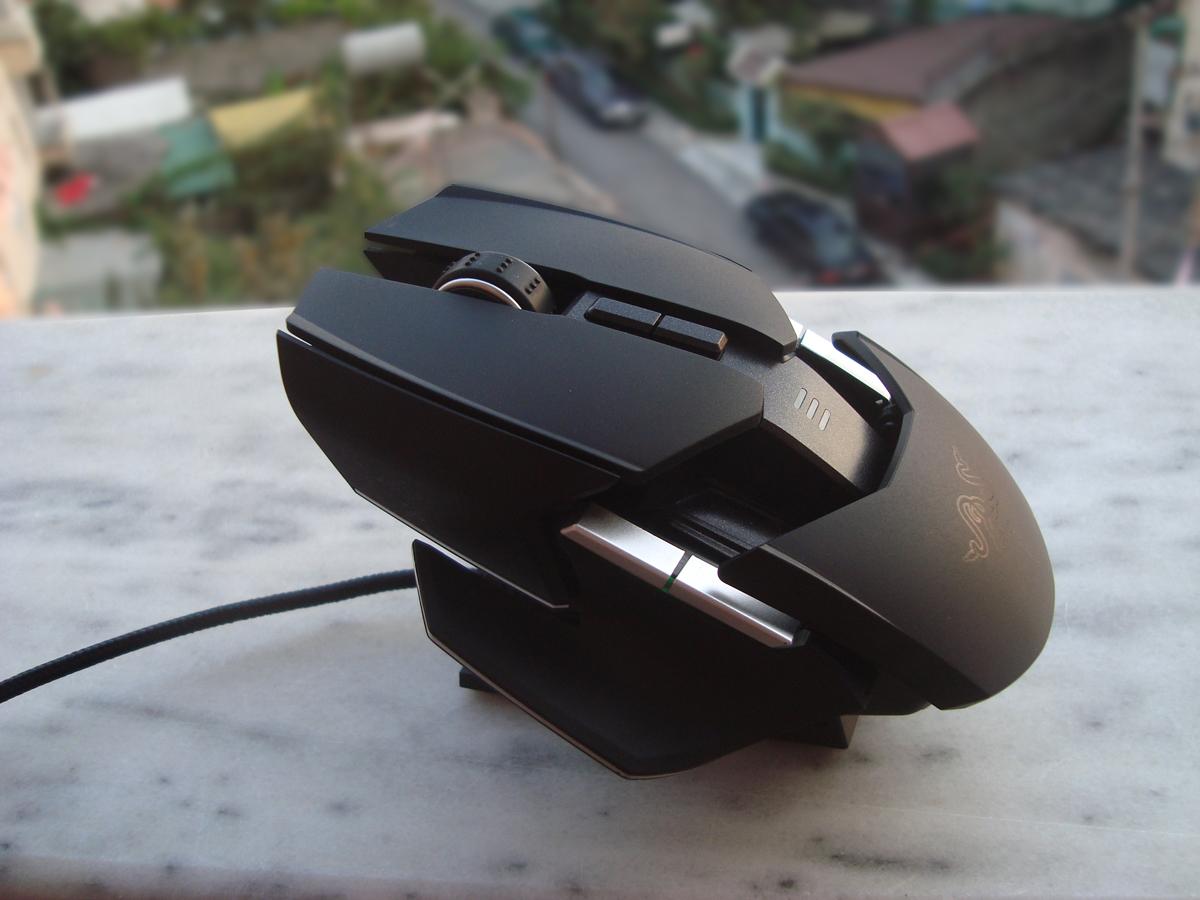 Razer Ouroboros Review Page 2 Duuro Magazine Mouse Black Ready For Take Off