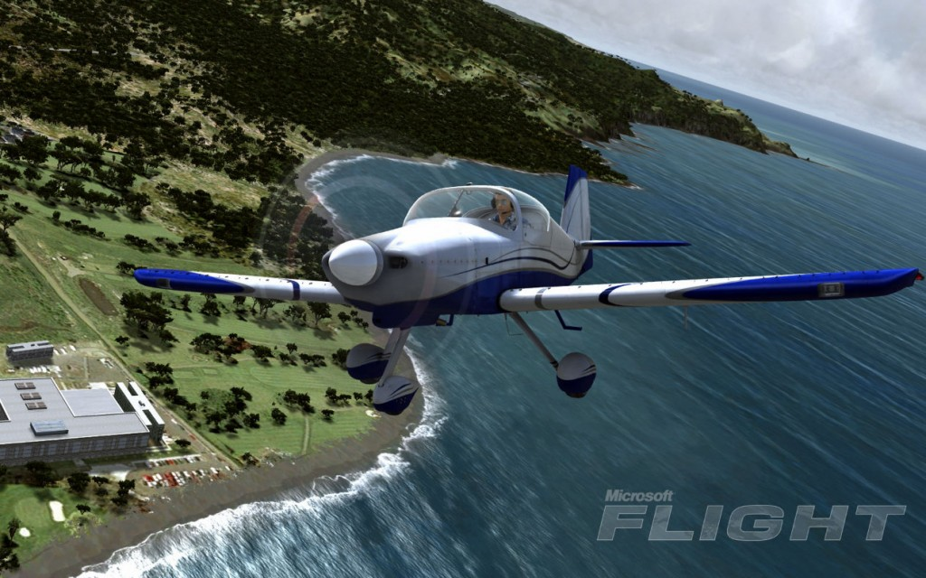 Microsoft Flight Screenshots