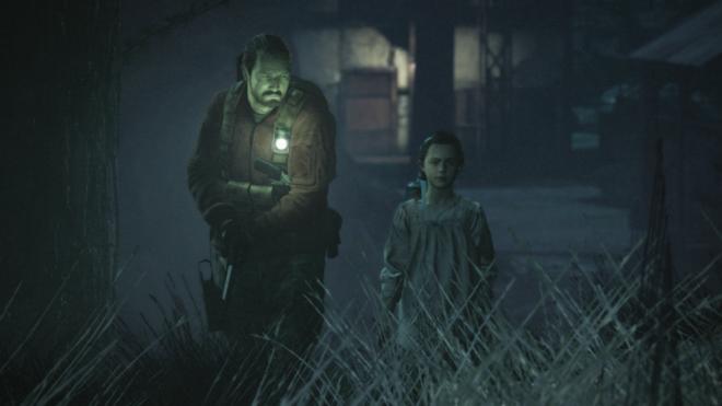 Joel and Ellie...nope wait, wrong game