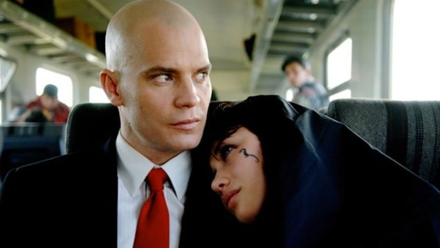 Agent 47: assassin, master of disguise, heart-throb.