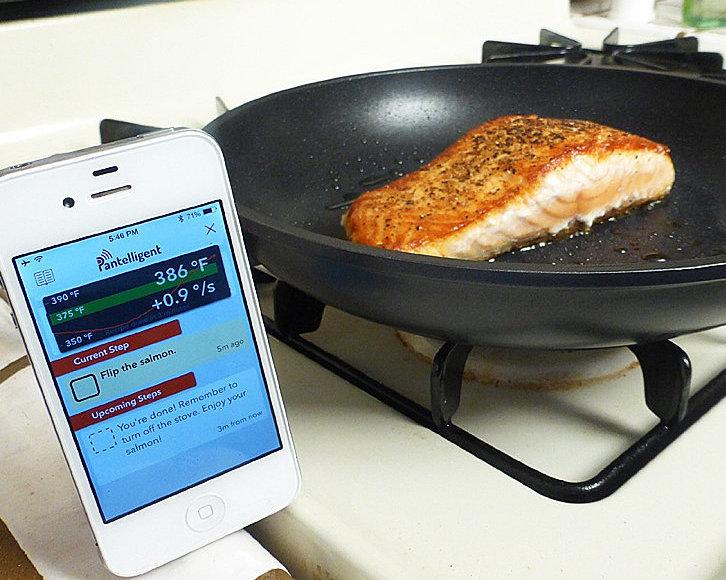 Intelligent Frying Pan