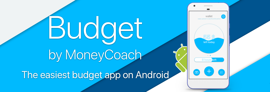 we made a new app called budget manager by moneycoach moneycoach